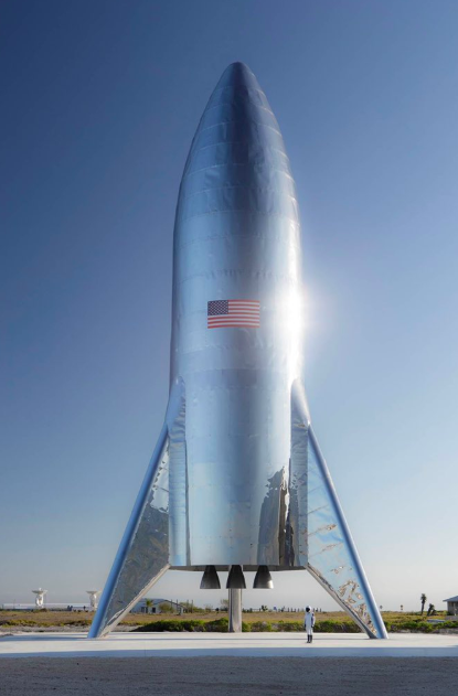 SpaceX Starship