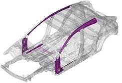 Mazda3 - 1300 MPa Parts